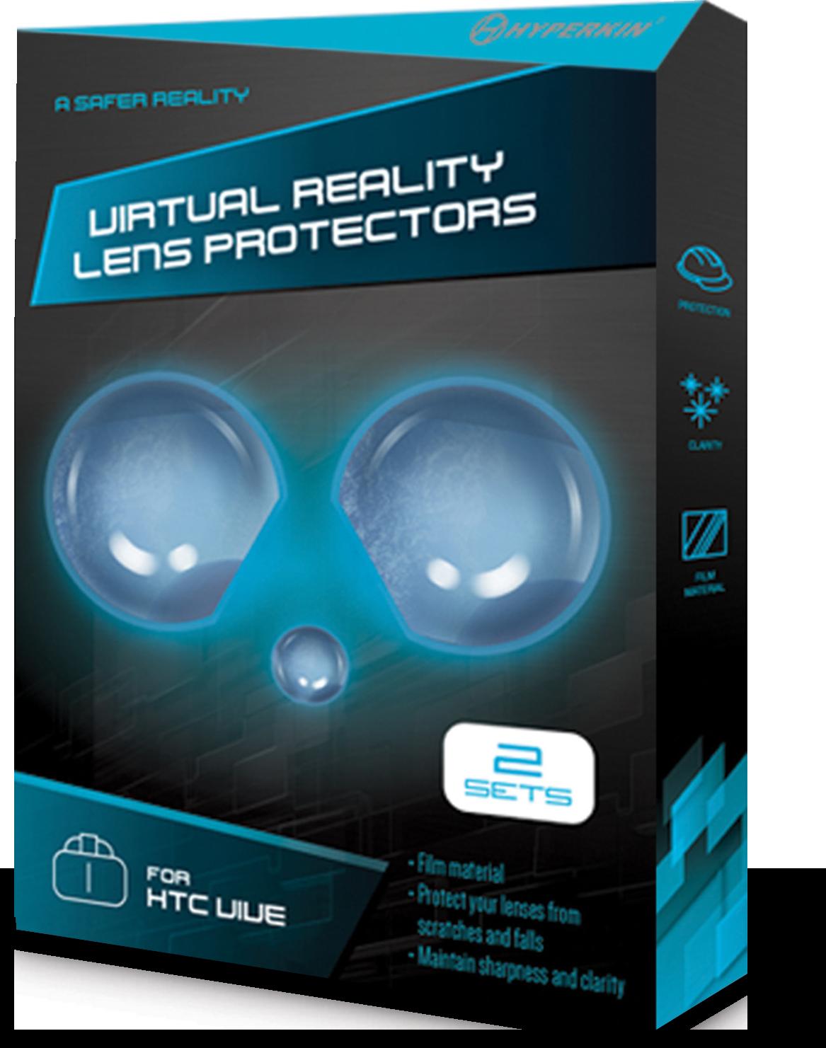 Hyperkin VR Lens Protectors for HTC Vive