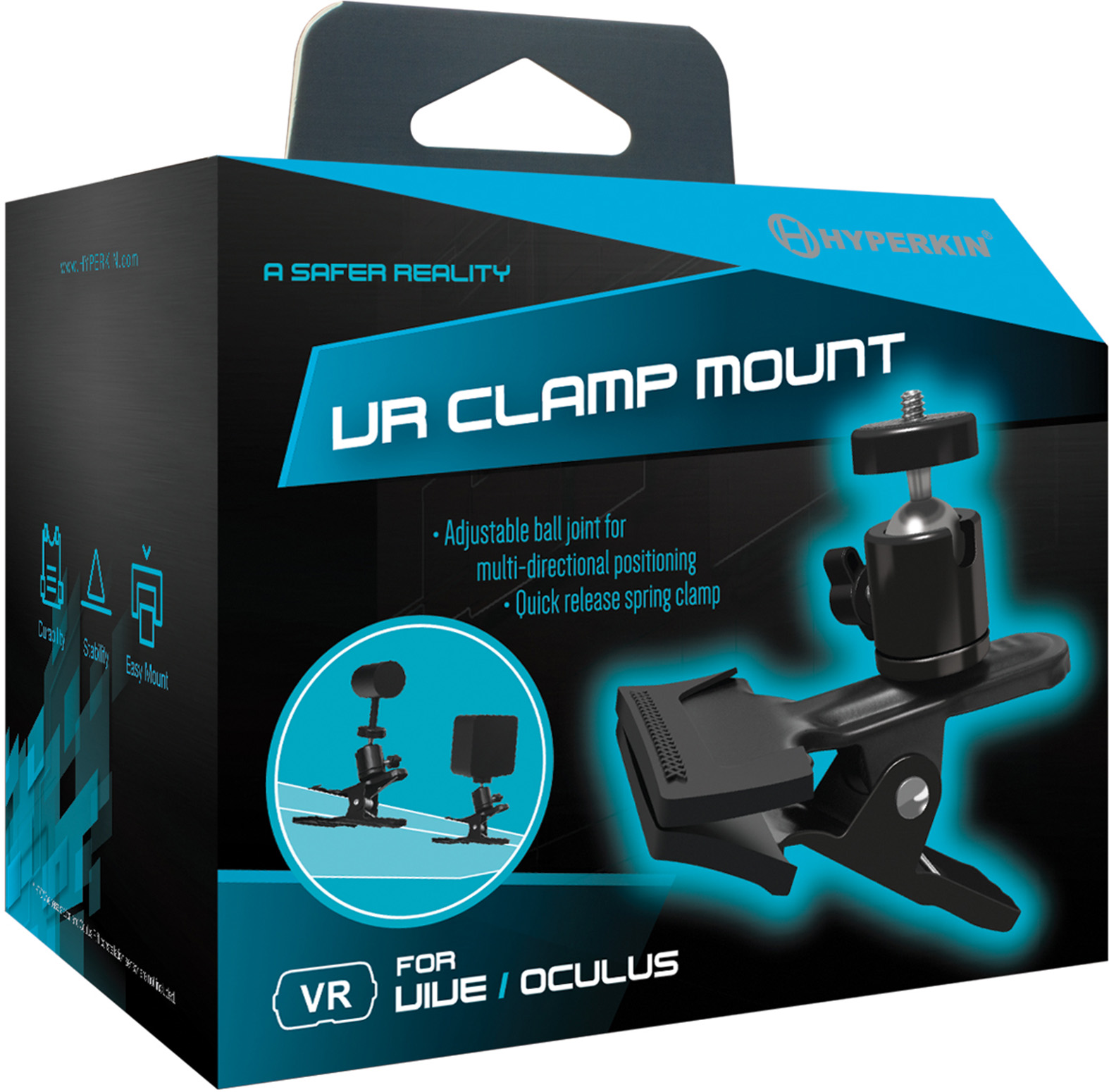 Hyperkin Clamp Mount for HTC Vive and Oculus Rift Deal