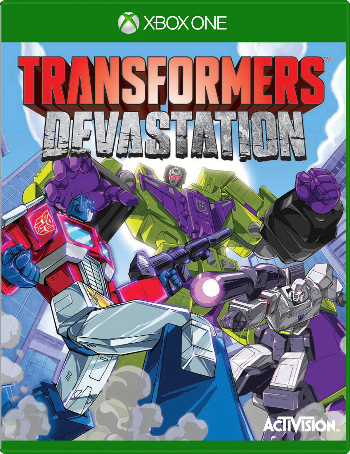 Transformers: Devastation for Xbox One