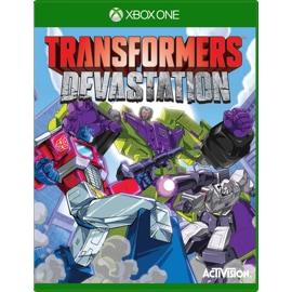 Transformers: Devastation for Xbox One