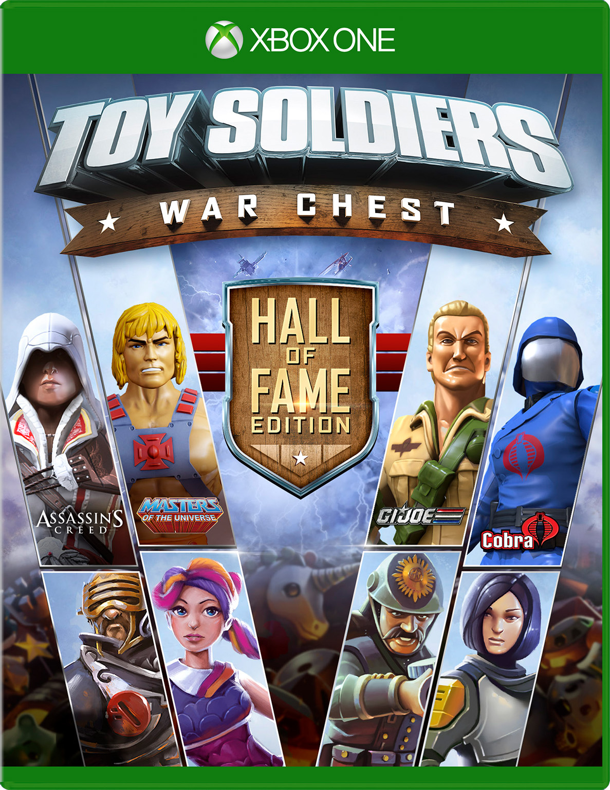 Toy Soldiers: War Chest Hall of Fame Edition for Xbox One