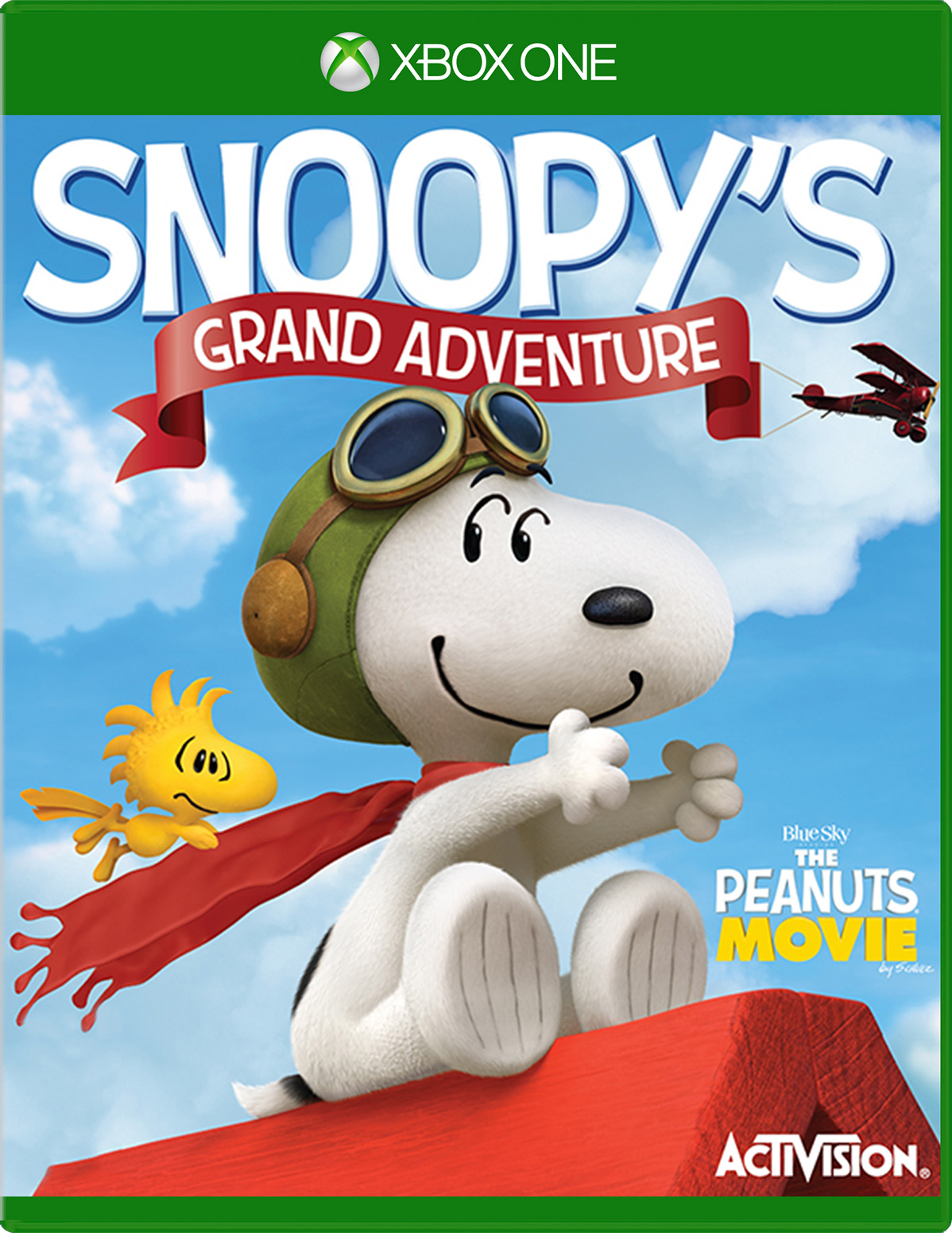 The Peanuts Movie: Snoopy's Grand Adventure for Xbox One