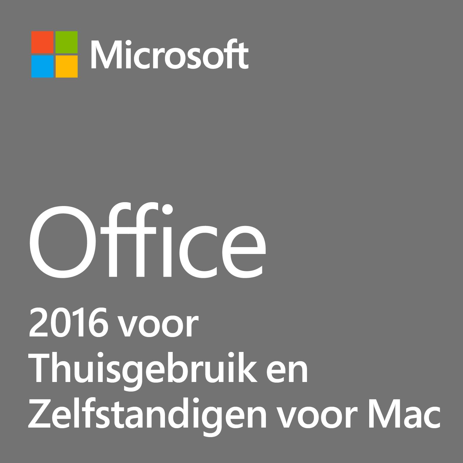 Download Office 2016 Voor Thuisgebruik En Zelfstandigen