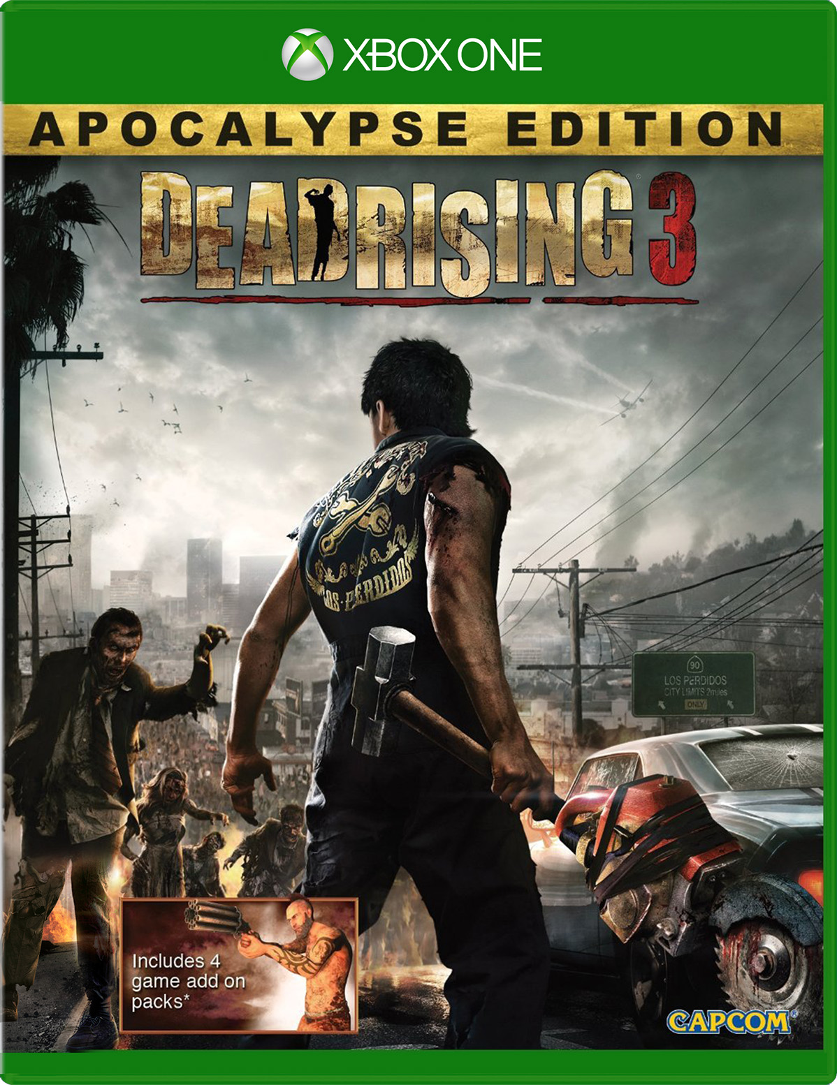 Dead Rising 3 Greatest Hits