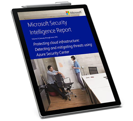 Protecting cloud infrastructure: Detecting and mitigating threats using Azure Security Center.