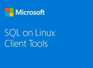 SQL Server on Linux Engineering Town Hall: SQL Client Tools webinar thumbnail image