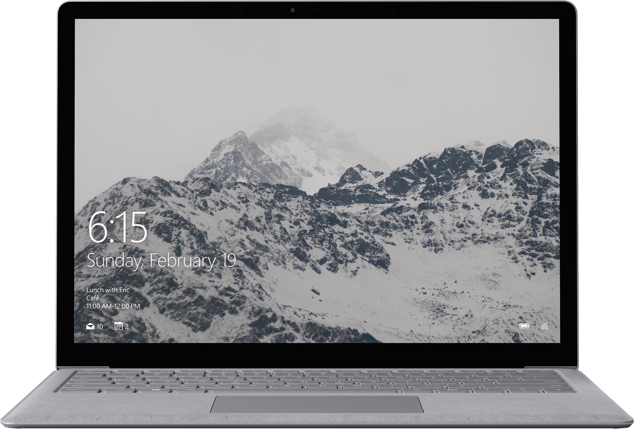 Surface Laptop - 256 GB / Intel Core i5 / 8 GB RAM (Platina)