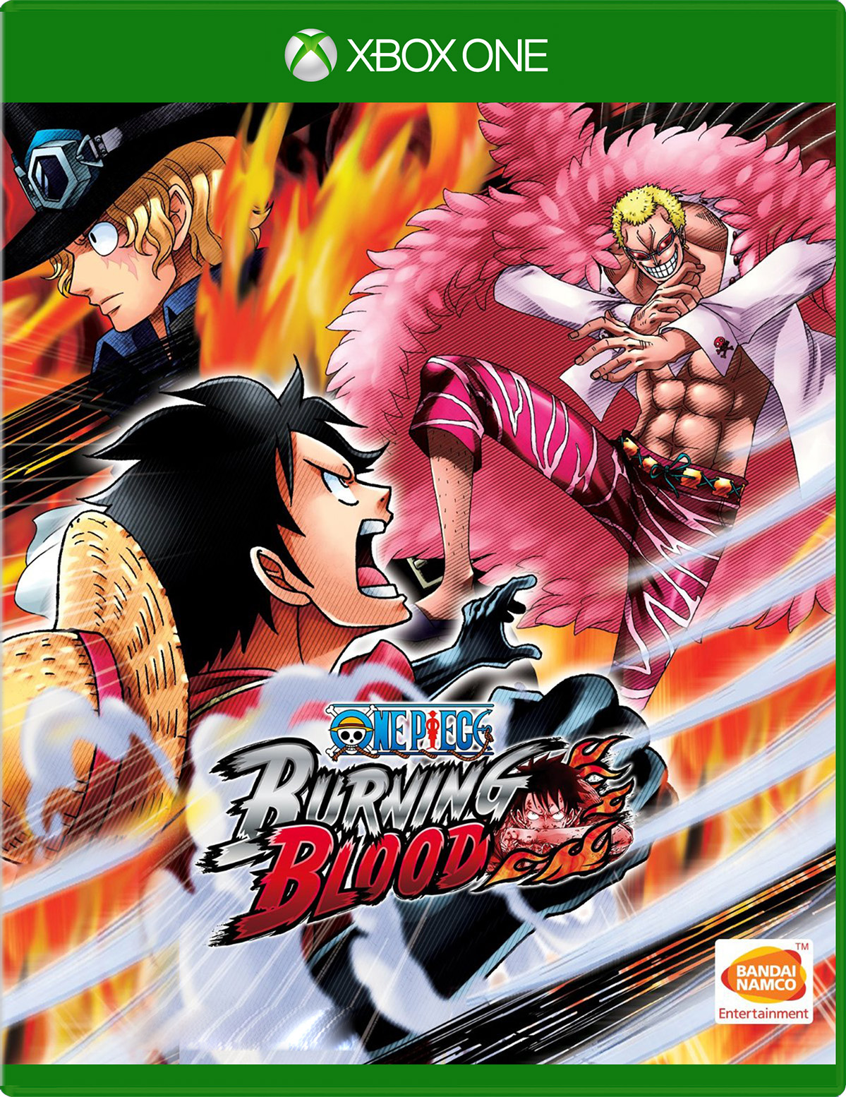 One Piece: Burning Blood for Xbox One Deal