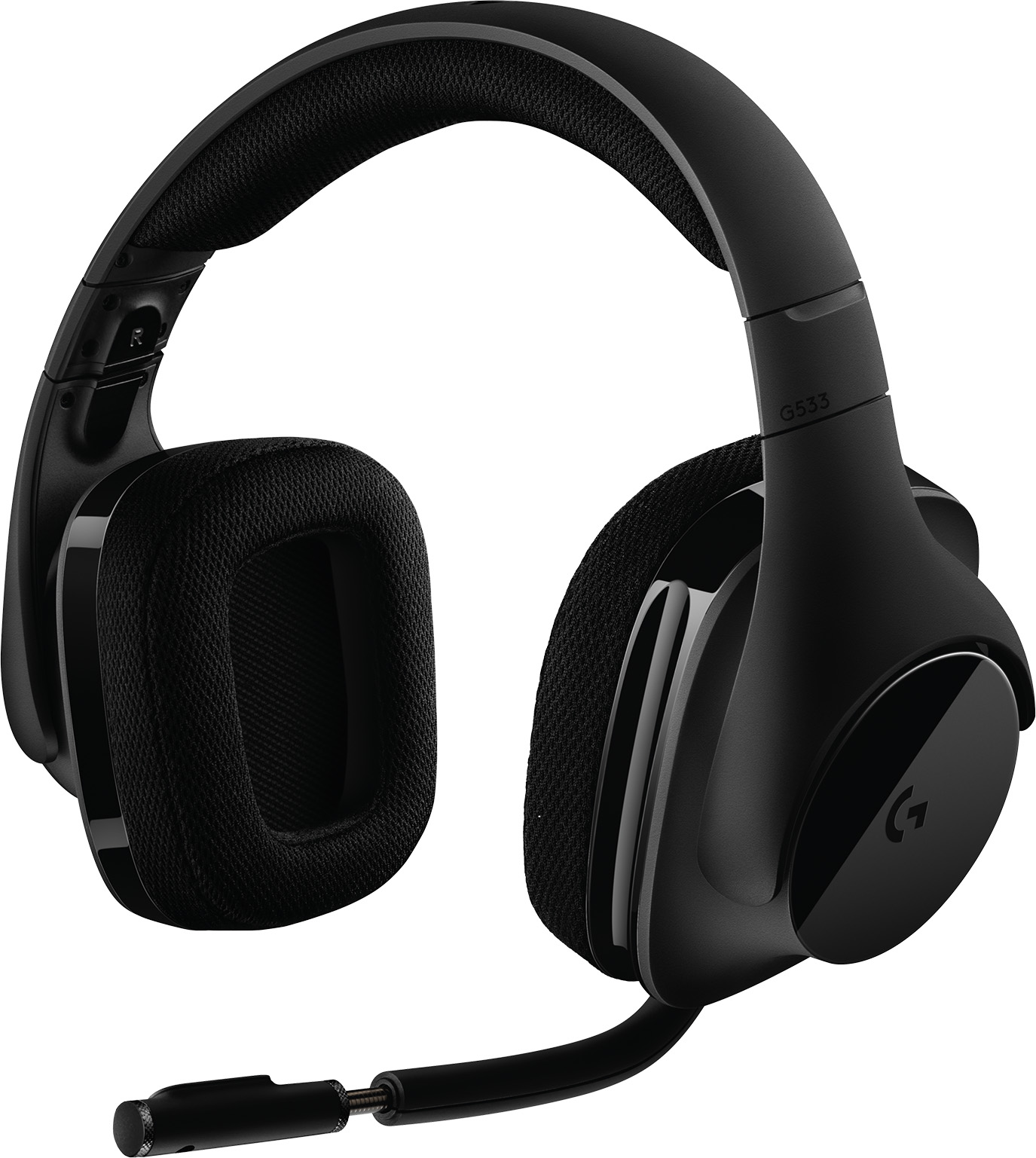 Logitech G533 Wireless DTS 7.1 Surround Gaming Headset Deal
