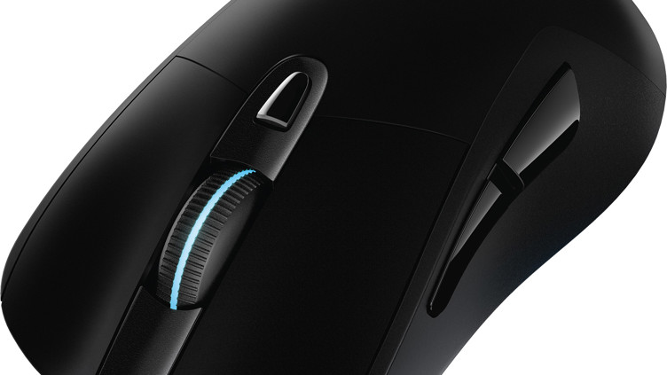 logitech wireless mouse gaming