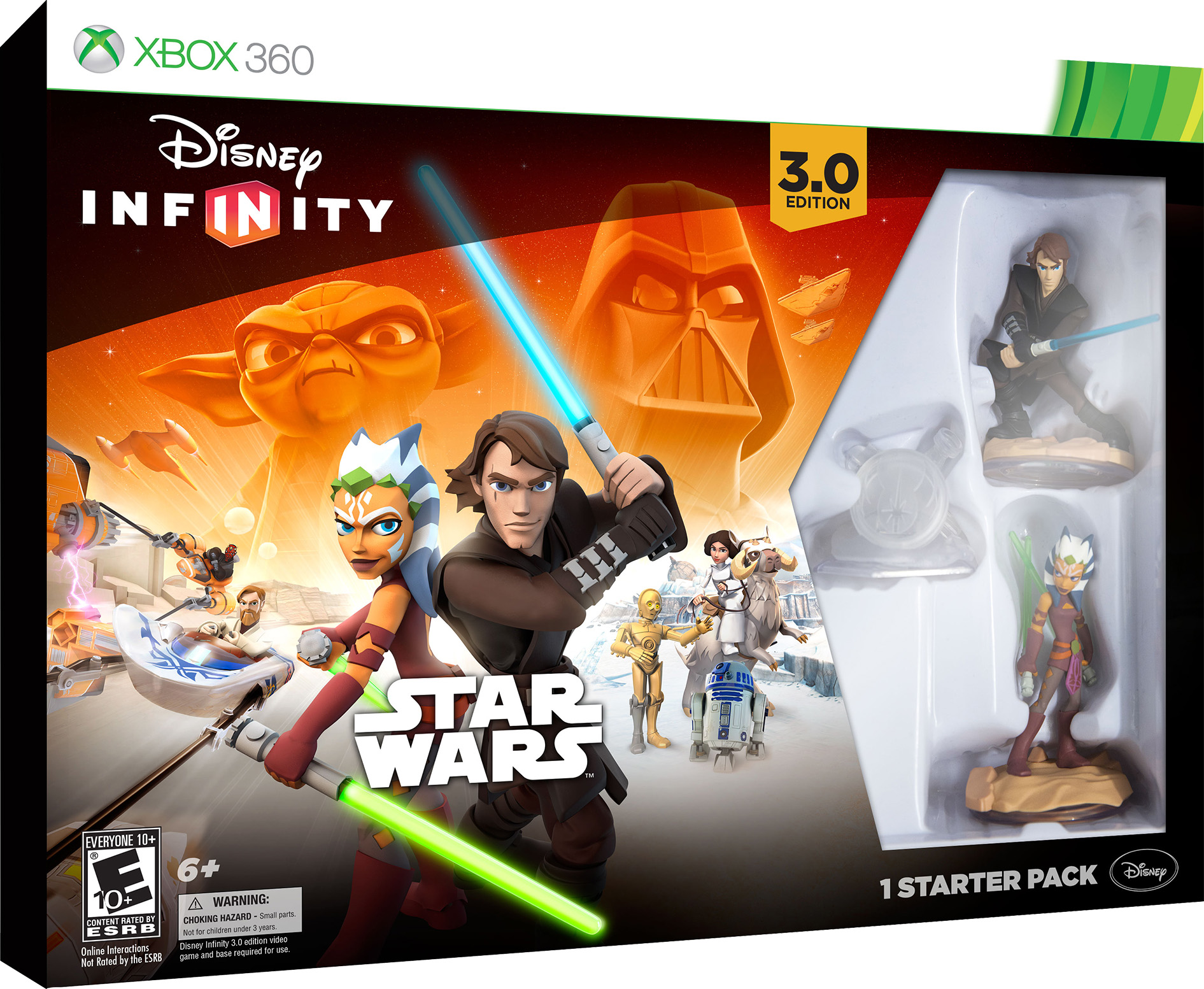Disney INFINITY 3.0 Edition Starter Pack Xbox 360