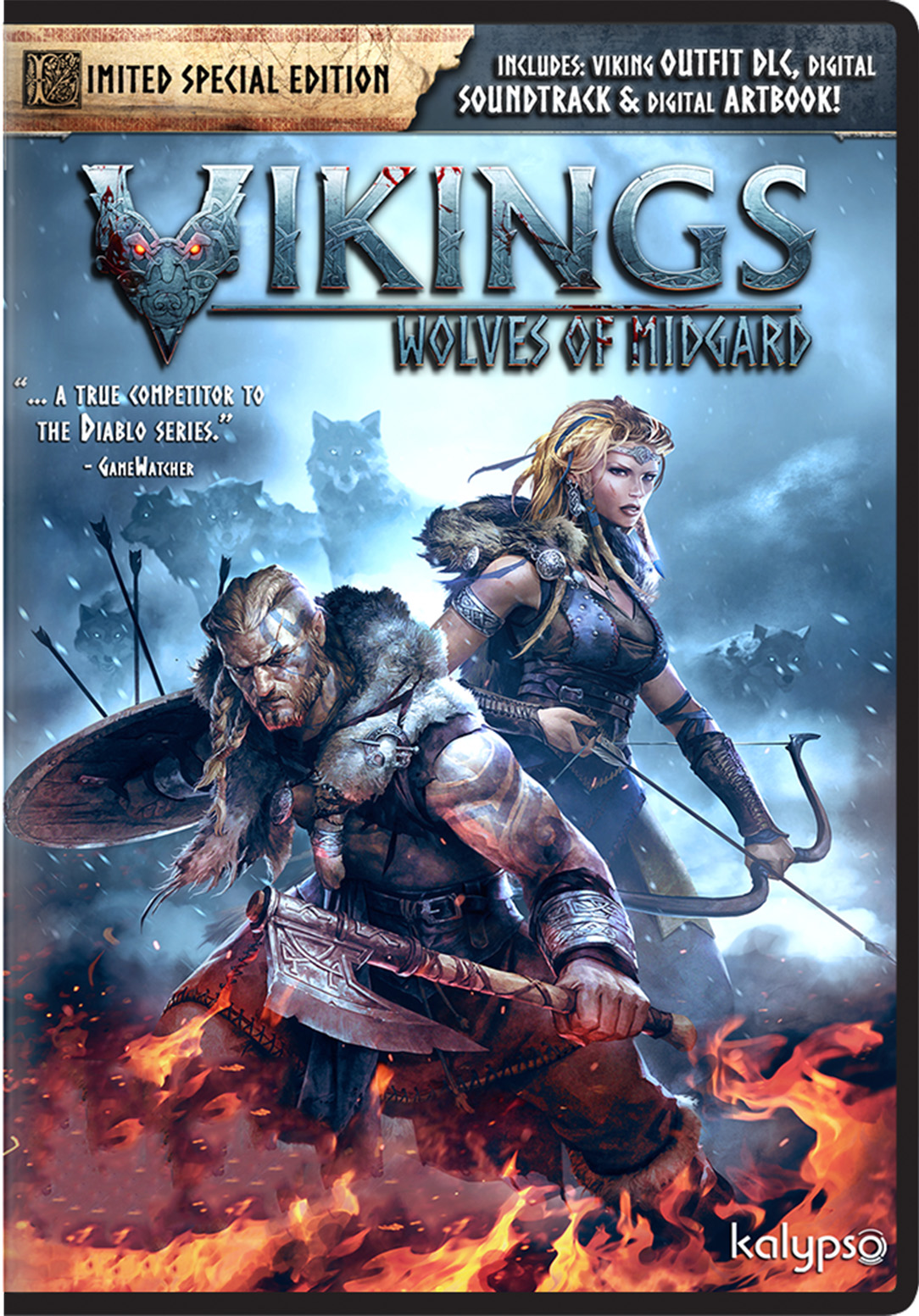 Vikings - Wolves of Midgard PC Game