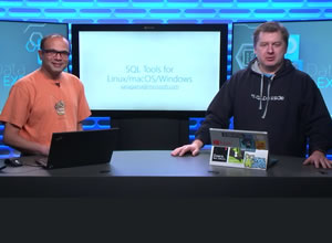 SQL tools for Linux, Mac OS, and Windows presented by Scott Klein and Sanjay Nagamangalam
