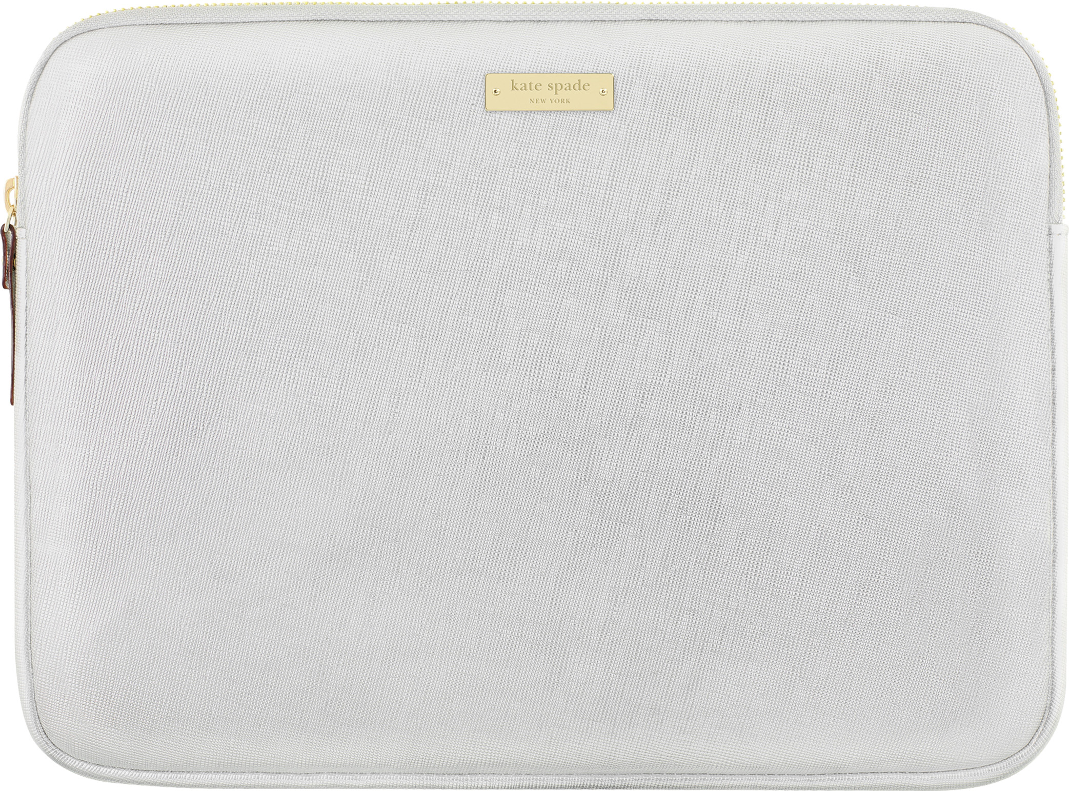 Kate Spade Saffiano Sleeve for Surface Pro (Metallic Silver)