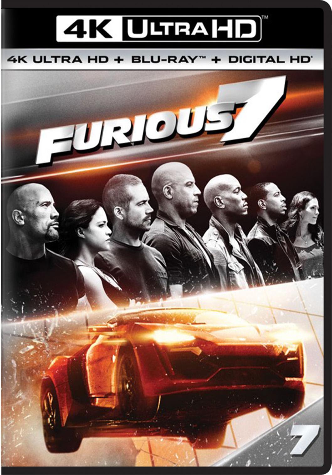 Furious 7 (2015) Deal