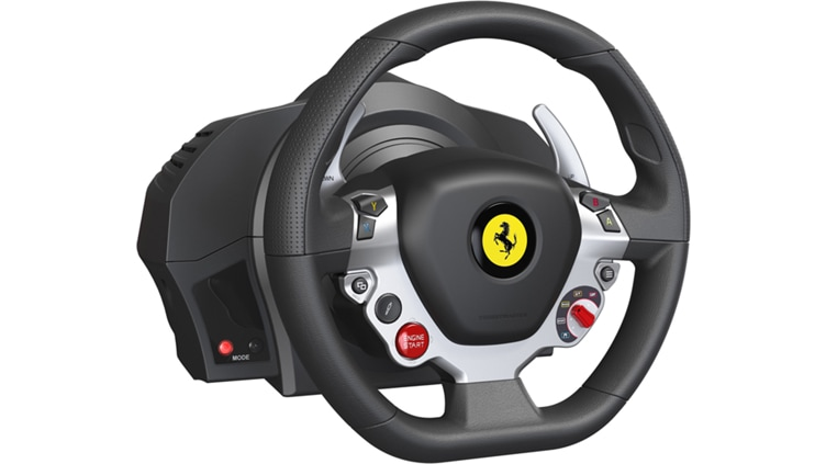 buy thrustmaster tx racing wheel ferrari 458 italia edition microsoft store. Black Bedroom Furniture Sets. Home Design Ideas