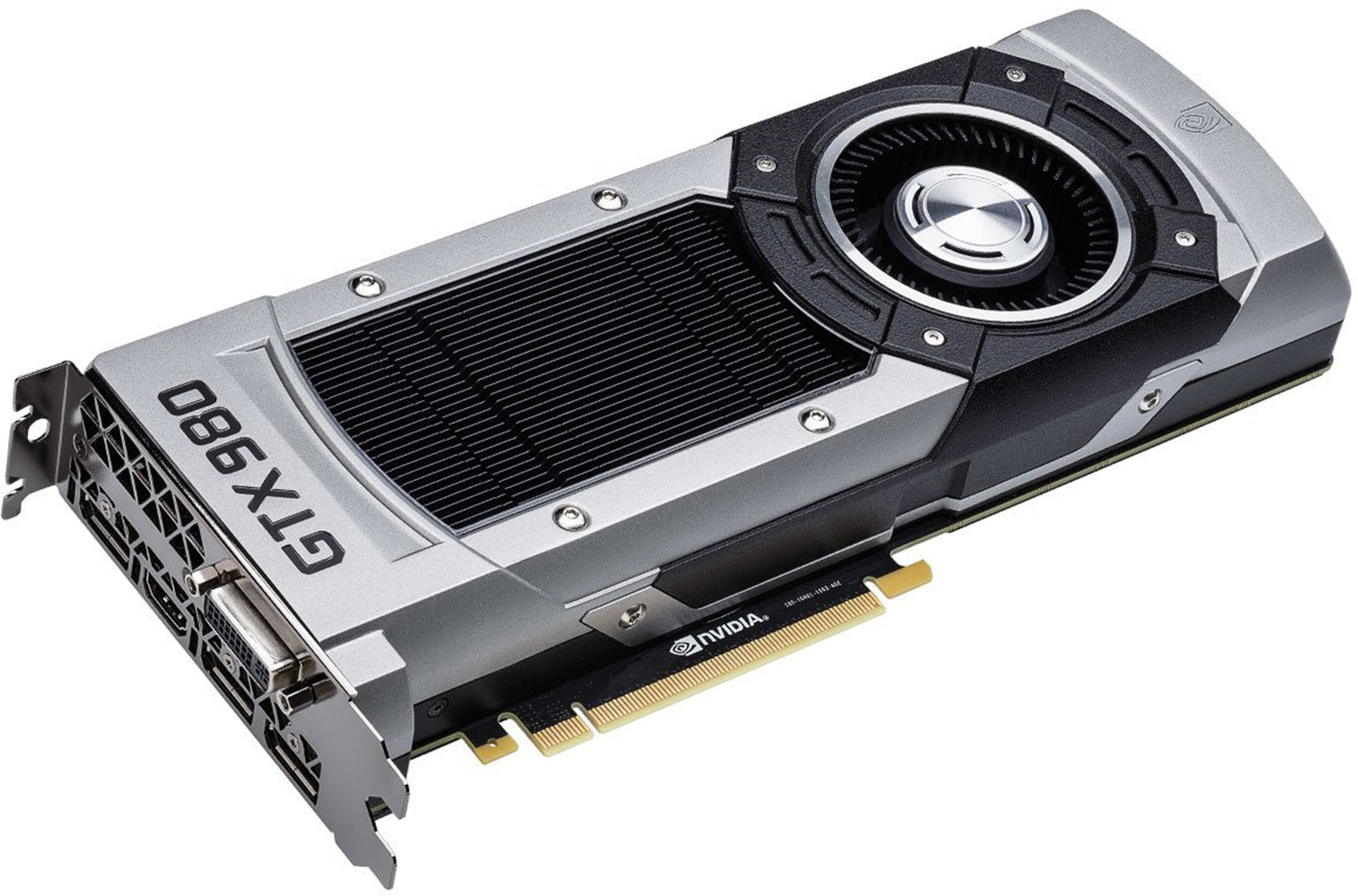 Dell NVIDIA GeForce GTX 980 4GB GDDR5 Graphics Card