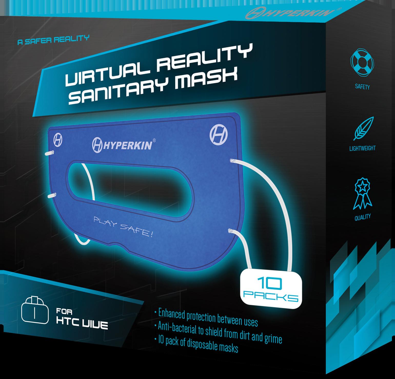 Hyperkin Universal VR Head Mounted Display Sanitary Mask QG7-00056