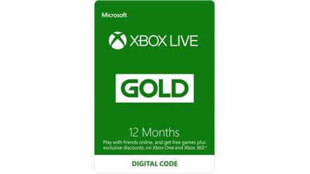 buy xbox live gold membership digital code microsoft store