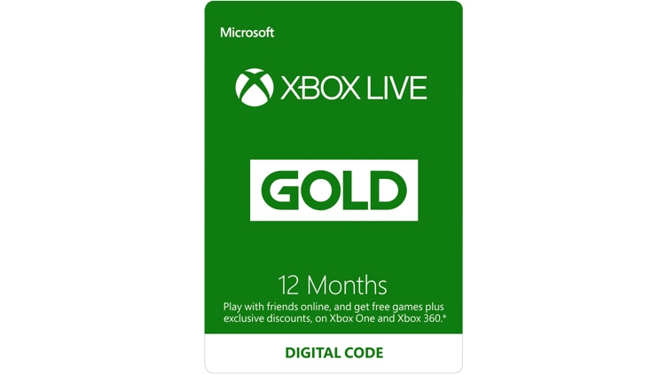 The Cheapest Xbox Live Gold