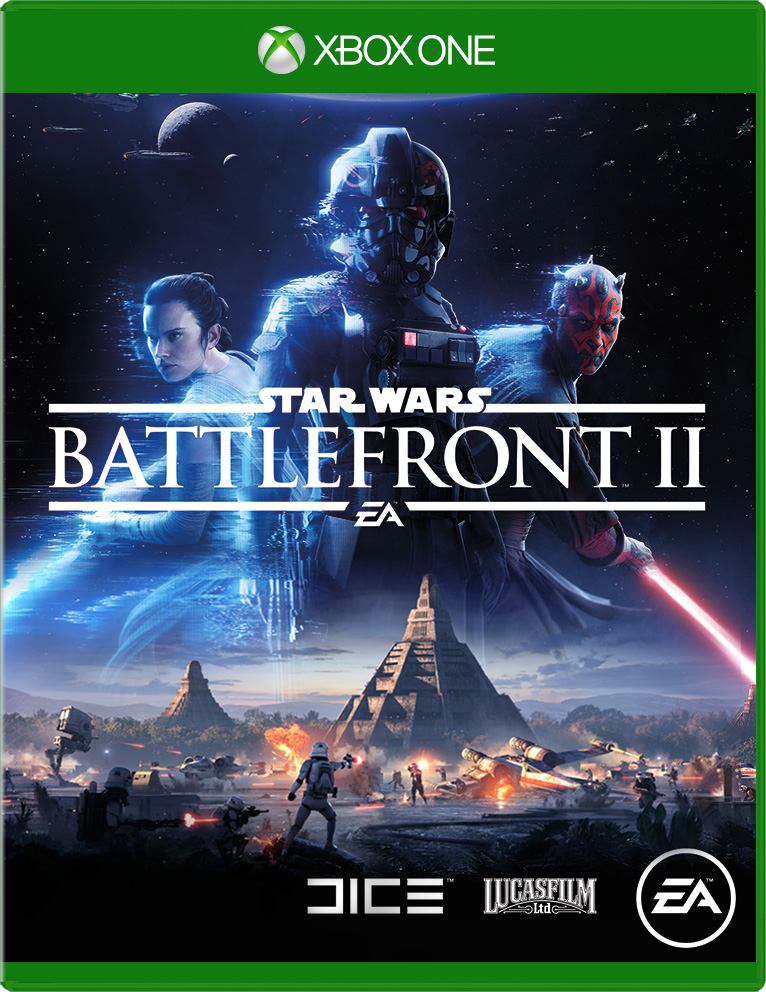 Star Wars Battlefront II: Elite Trooper Deluxe Edition for Xbox One
