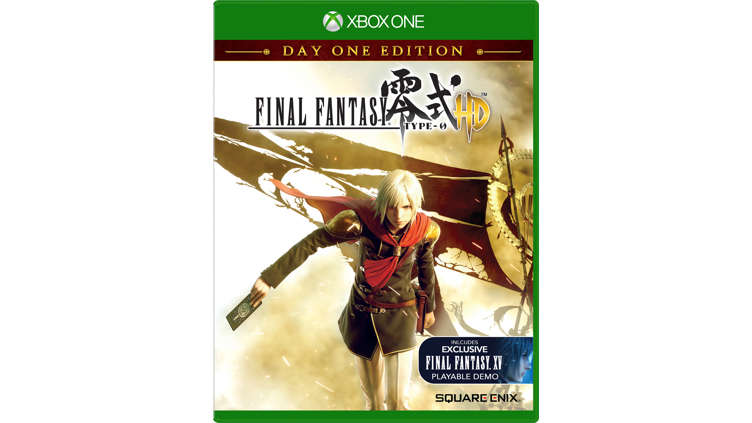 Final Fantasy Type-0 HD for Xbox One ...