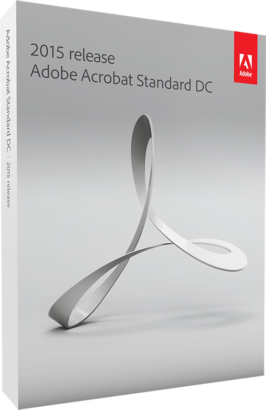 Adobe Acrobat DC Standard PC