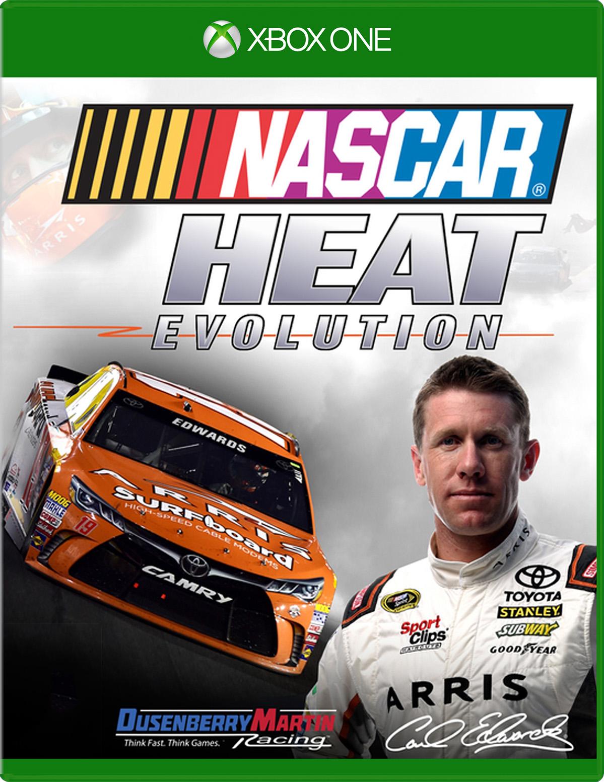 NASCAR Heat Evolution for Xbox One