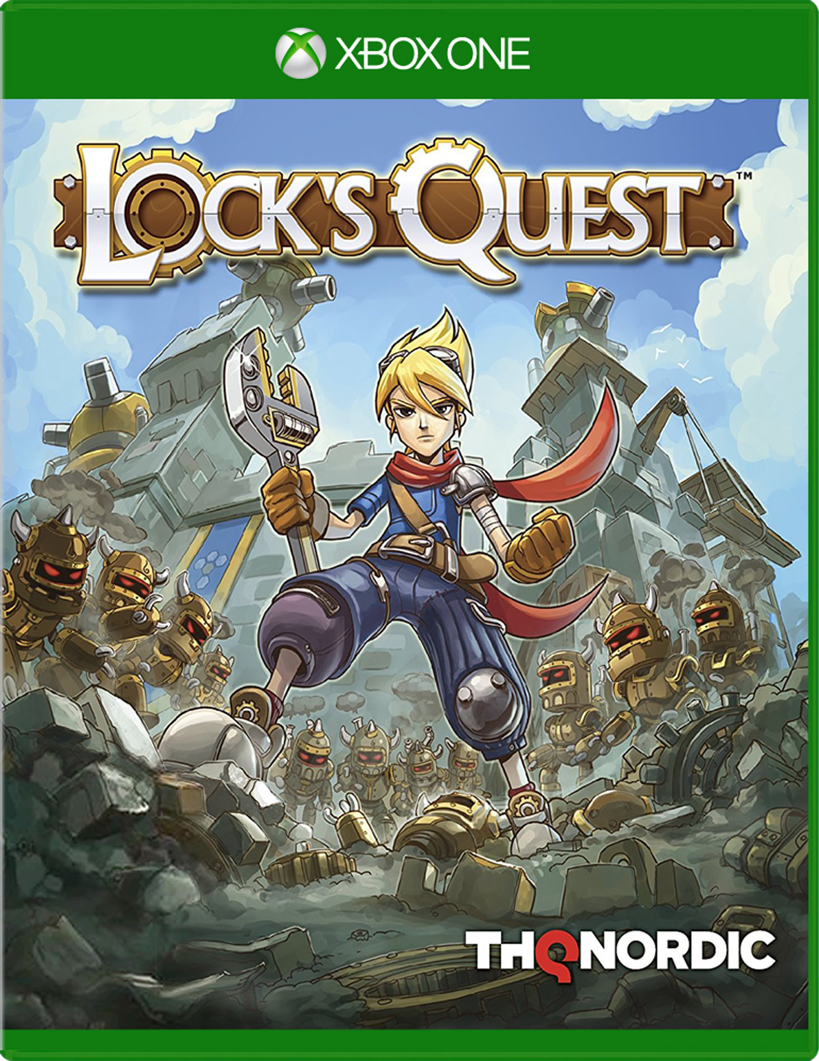 Lock's Quest for Xbox One Deal