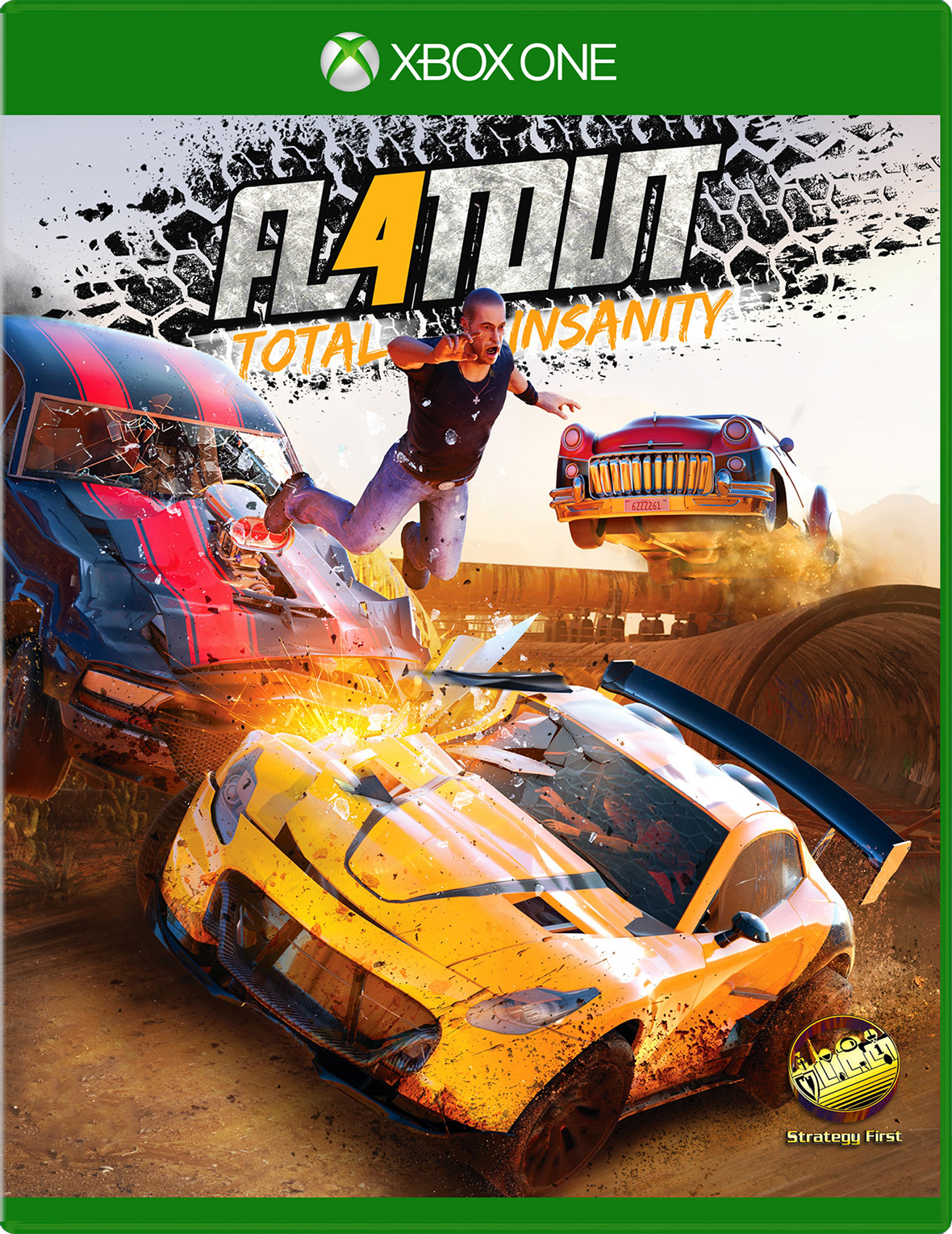 FlatOut 4: Total Insanity for Xbox One Deal