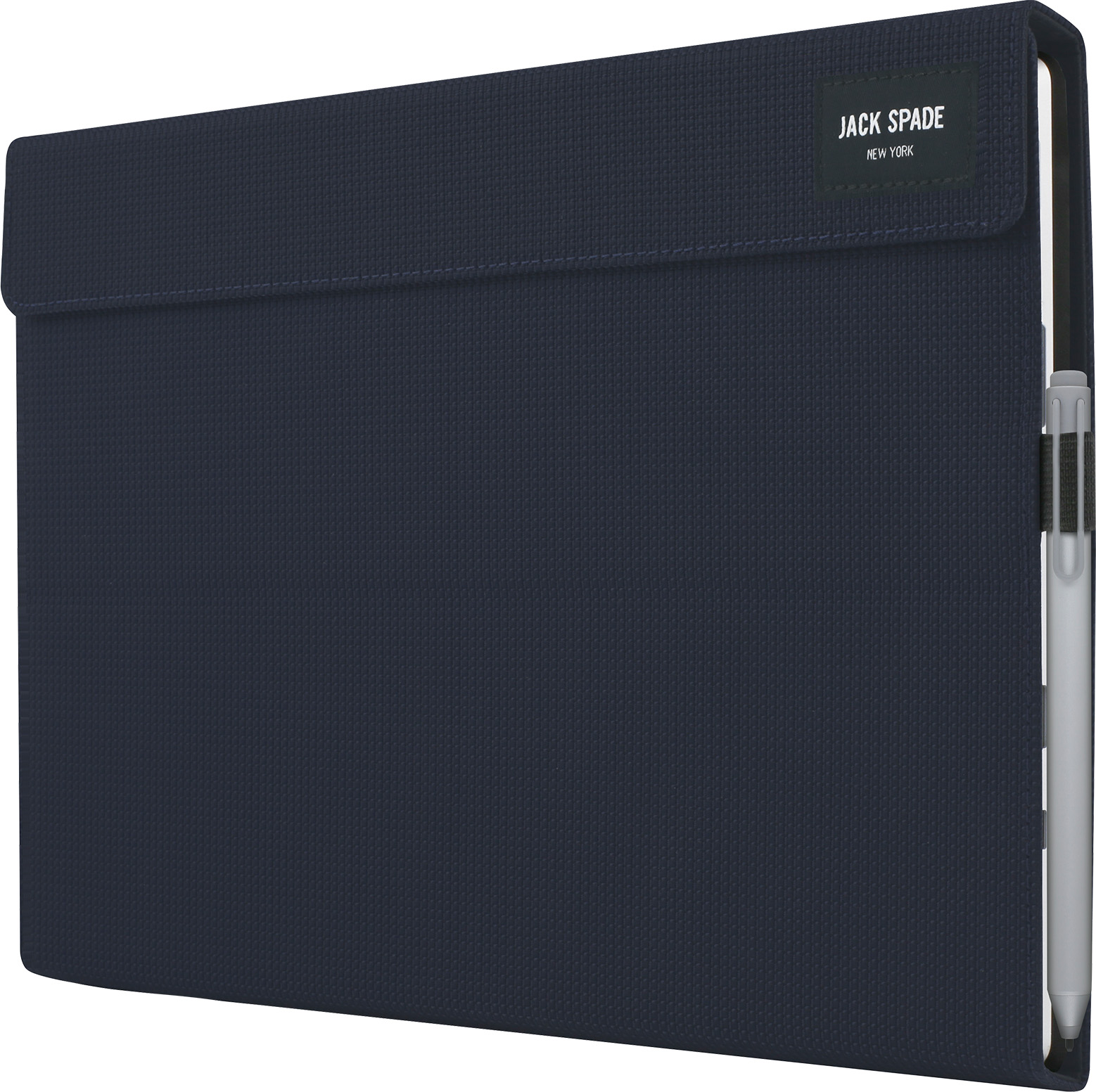 Jack Spade Wrap Folio for Surface Pro (Luggage Nylon Navy)