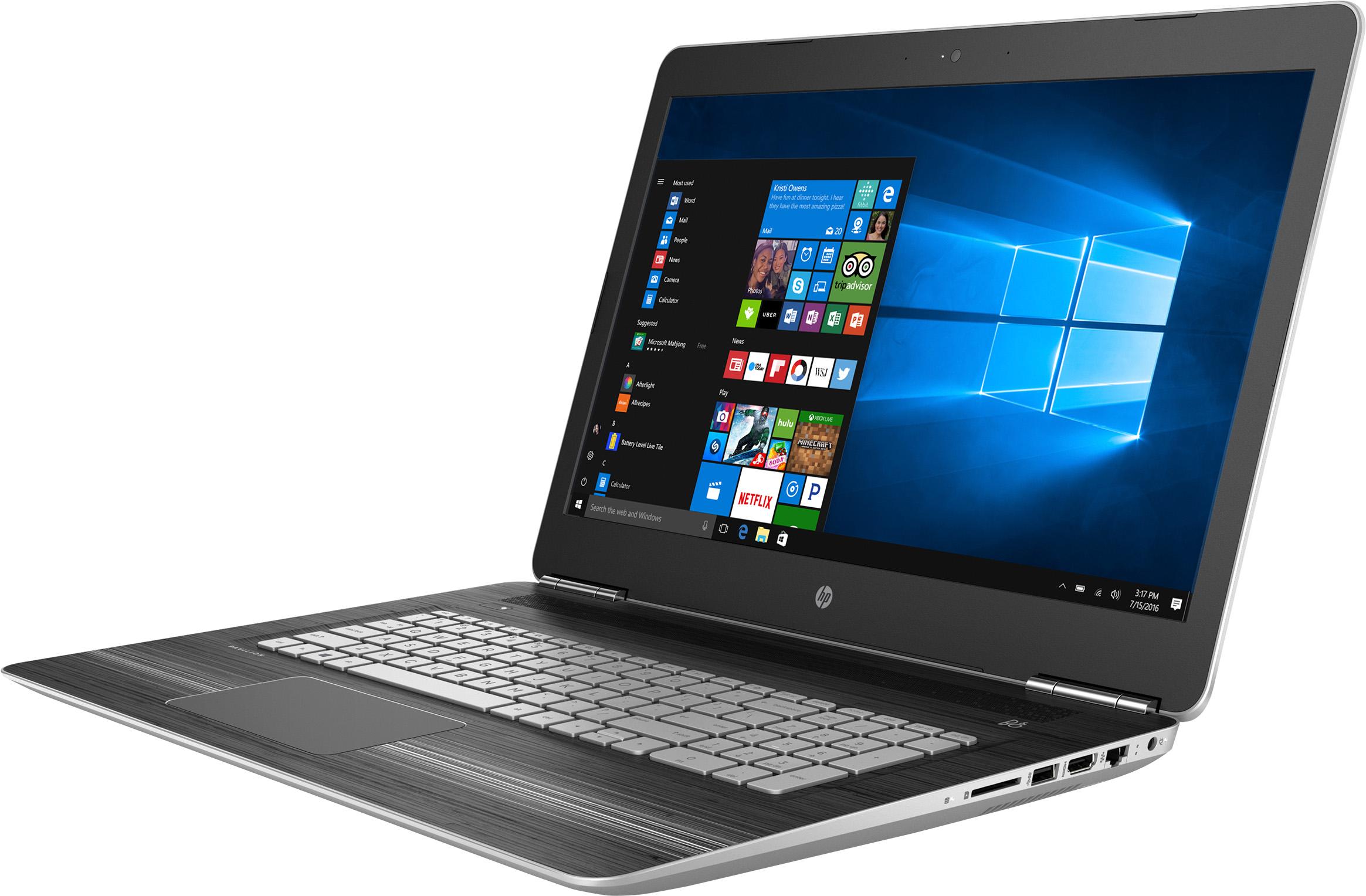 HP Pavilion Notebook 17-ab292ms Laptop
