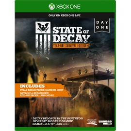 State of Decay : édition Year One Survival pour Xbox One