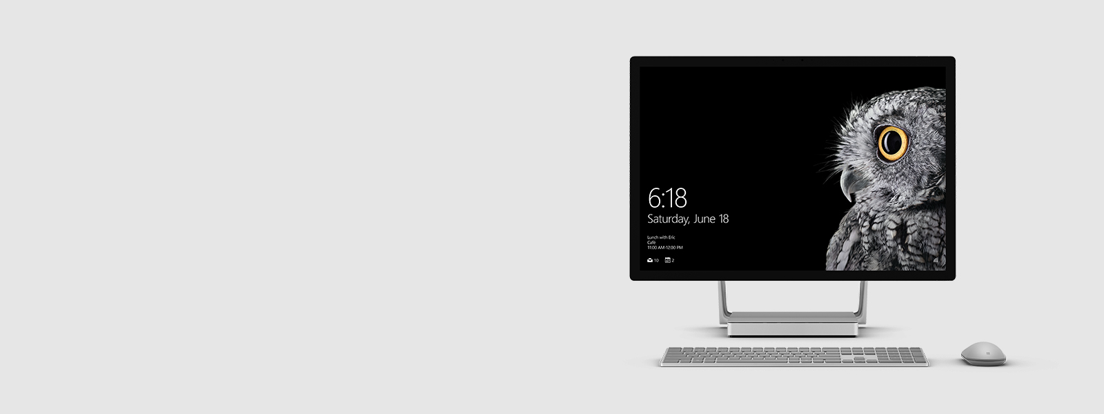 A Surface Studio