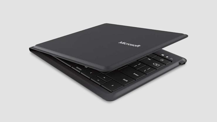 Microsoft Foldable Keyboard