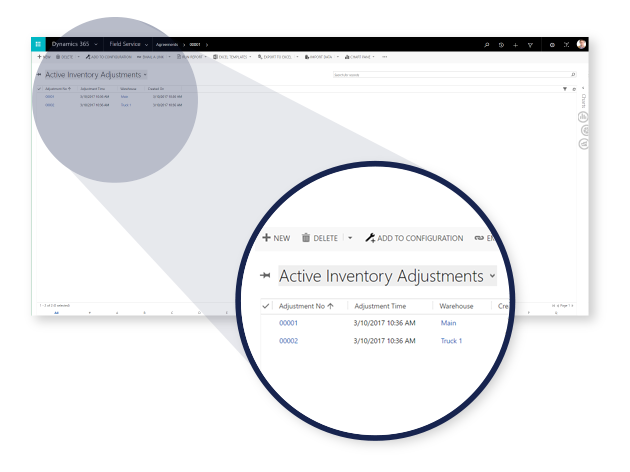 Inventory management image