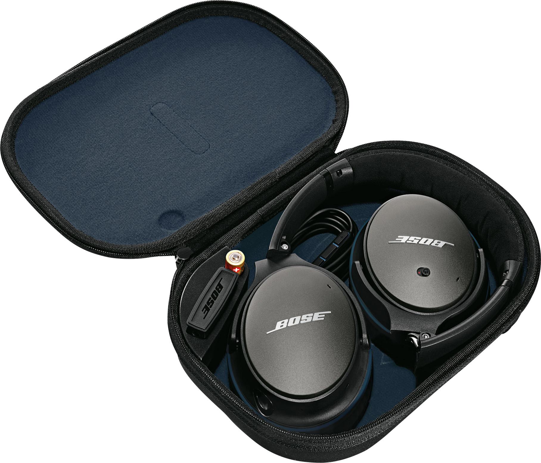bose quietcomfort 25. bose quietcomfort 25 acoustic noise cancelling headphones (black) quietcomfort