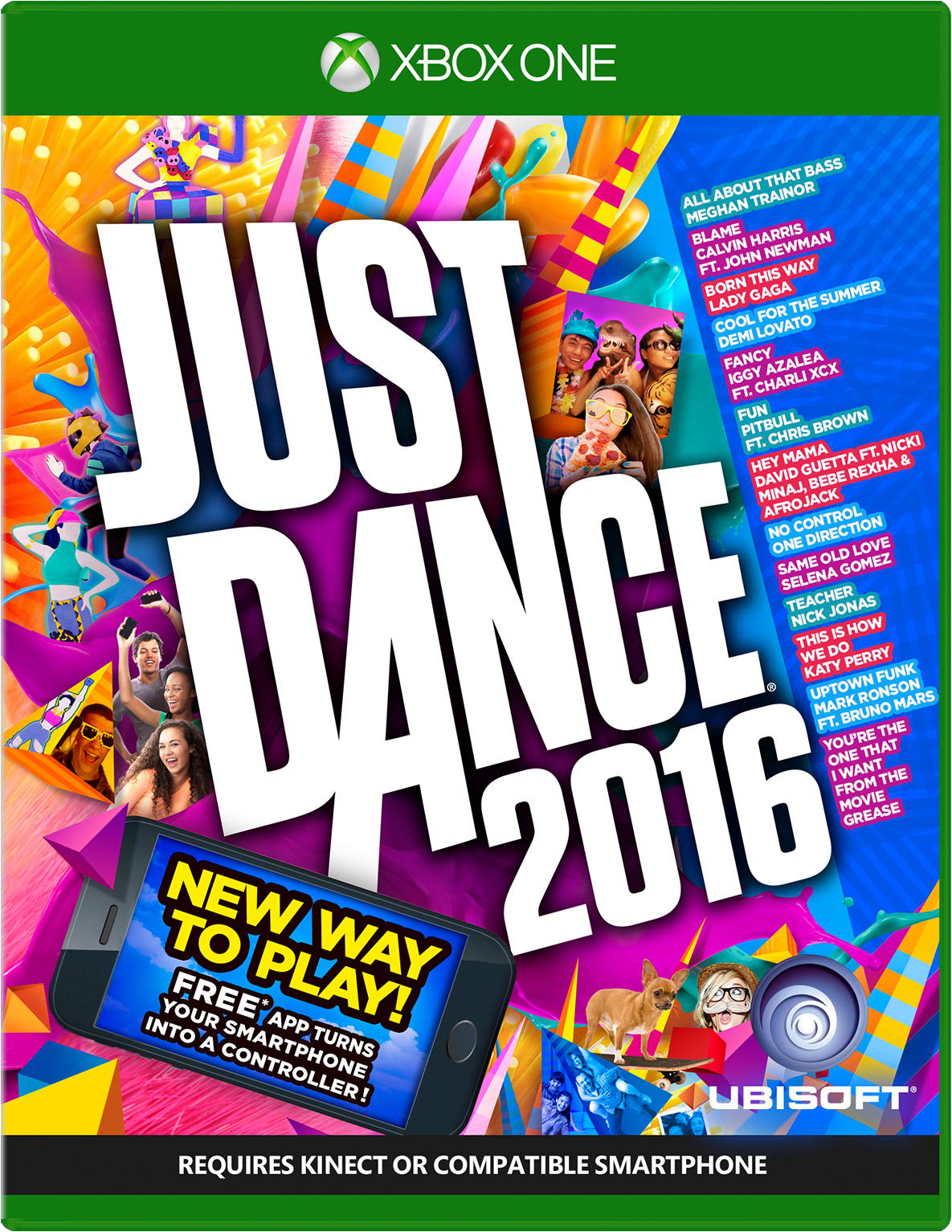 Just Dance 2016 for Xbox One