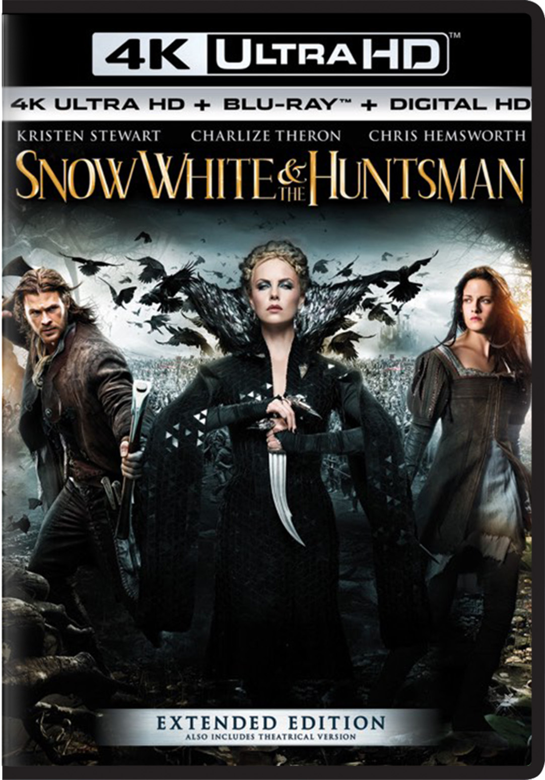 Snow White and the Huntsman Deal