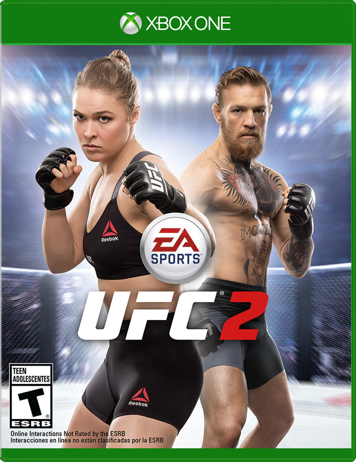 EA Sports UFC 2 Deluxe Edition for Xbox One Deal