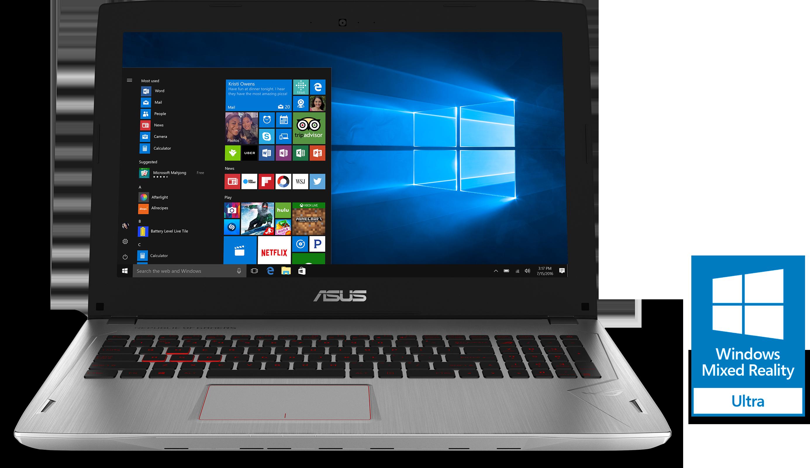 ASUS ROG Strix GL502VS-US71 Gaming Laptop