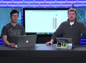 App Compatibility with SQL Server on Linux presented by Scott Klein and Vin Yu