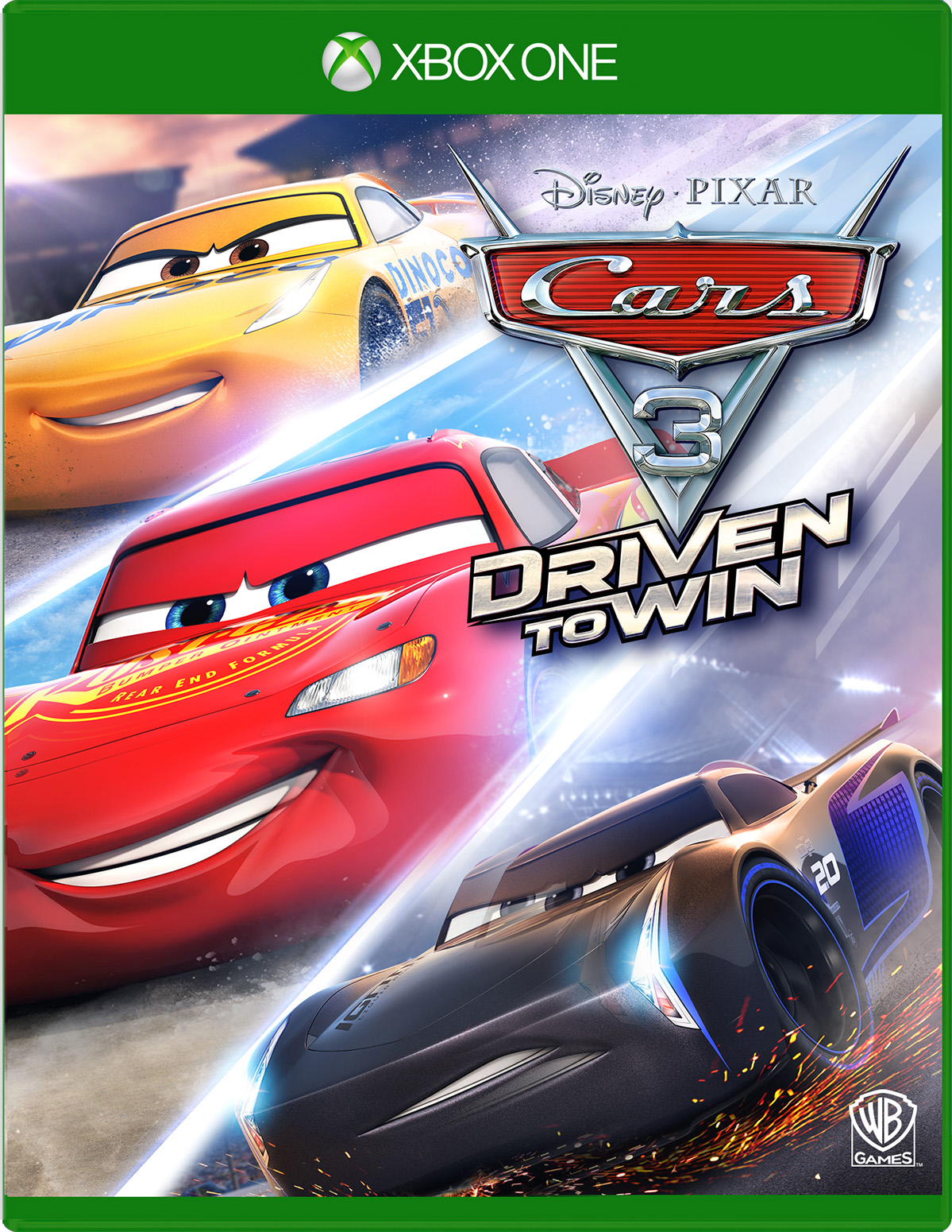 Cars 3 Driven To Win For Xbox One