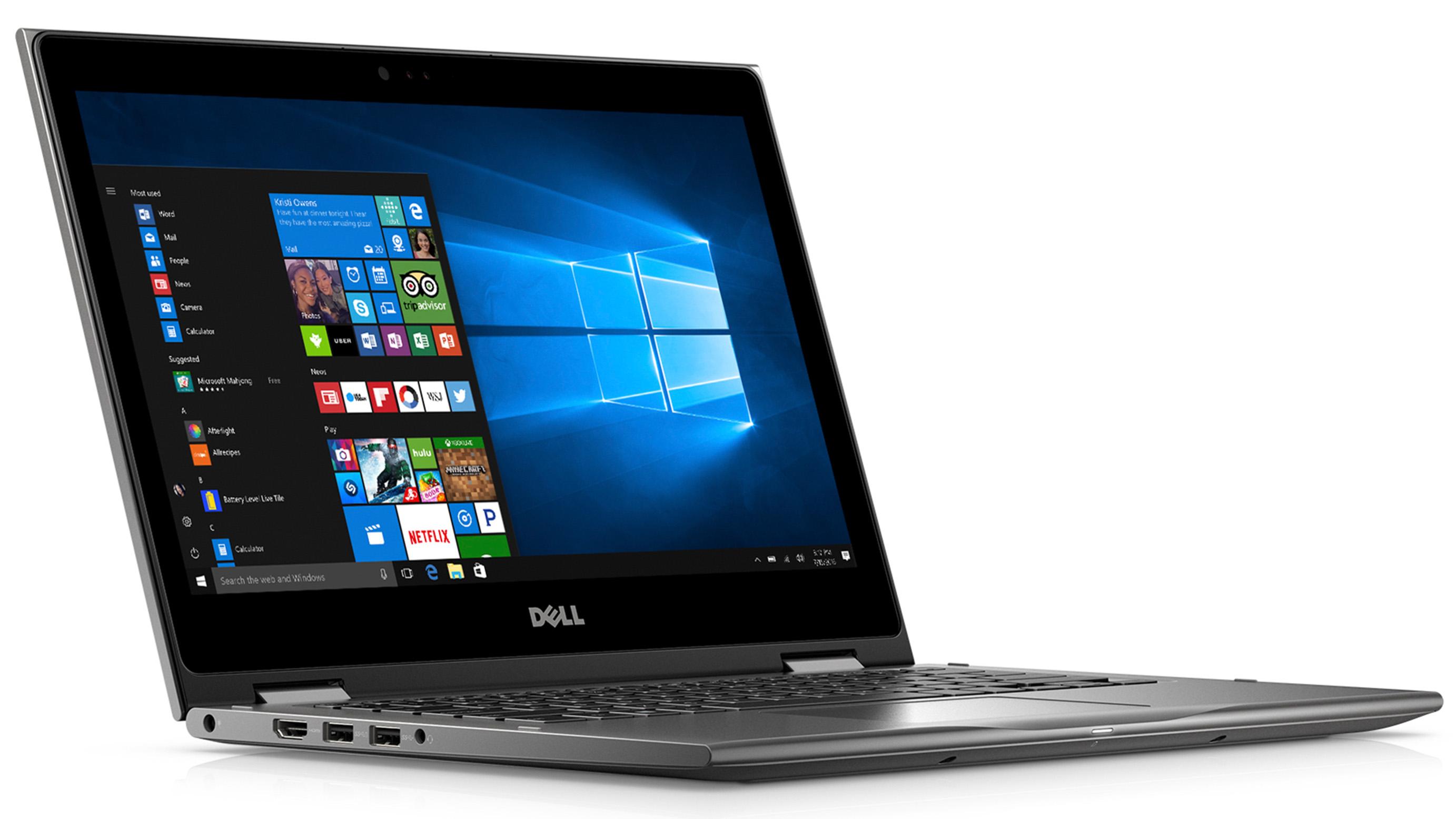 Dell Inspiron 13 i5368-10024GRY Signature Edition 2 in 1 PC
