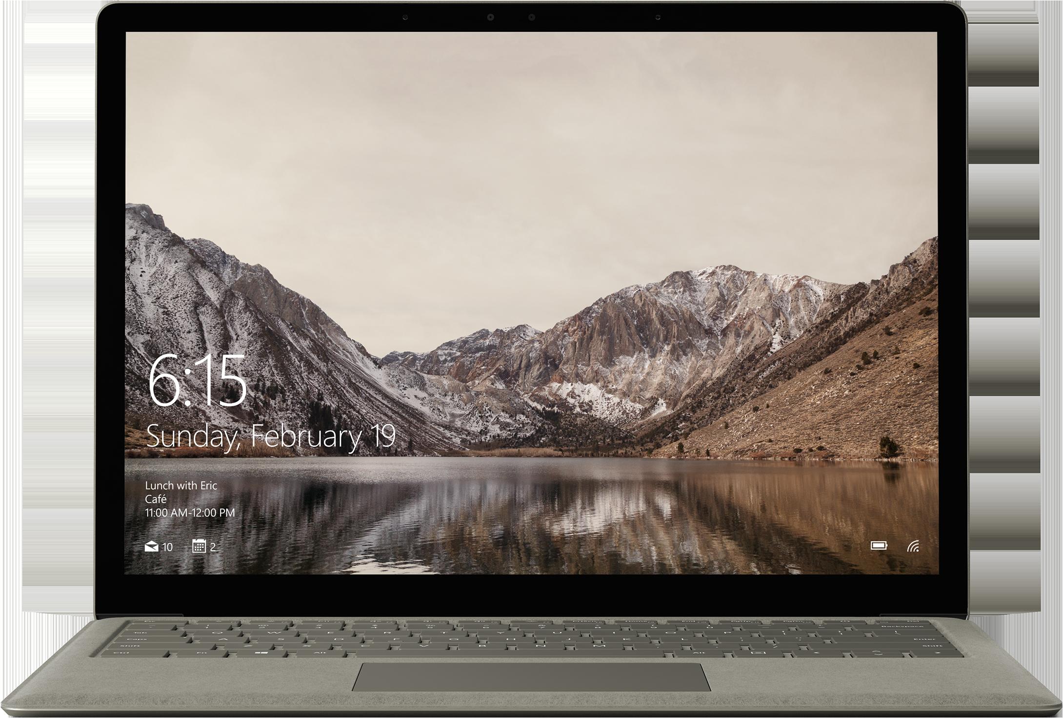 Bild Microsoft Surface Laptop i7 16GB 512GB - Gold Graphit