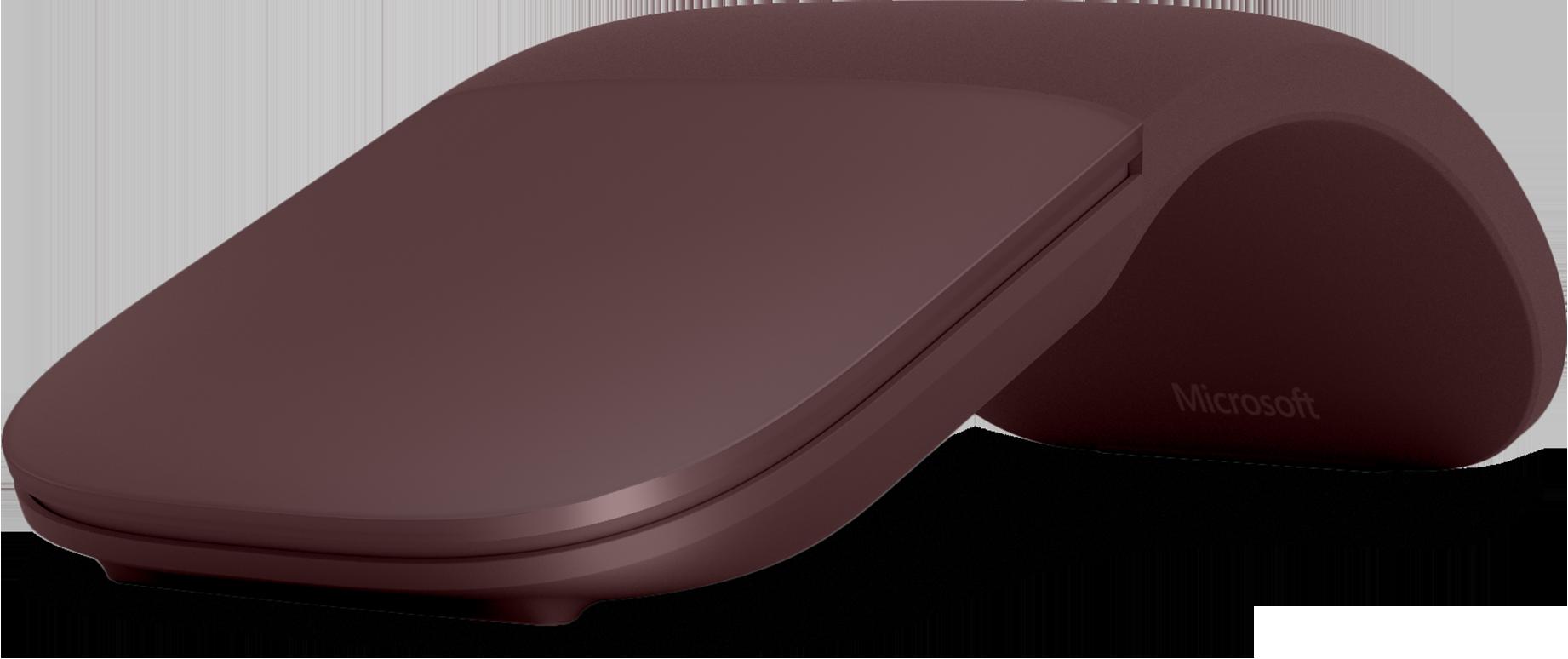 Surface Arc Mouse (Burgundy)