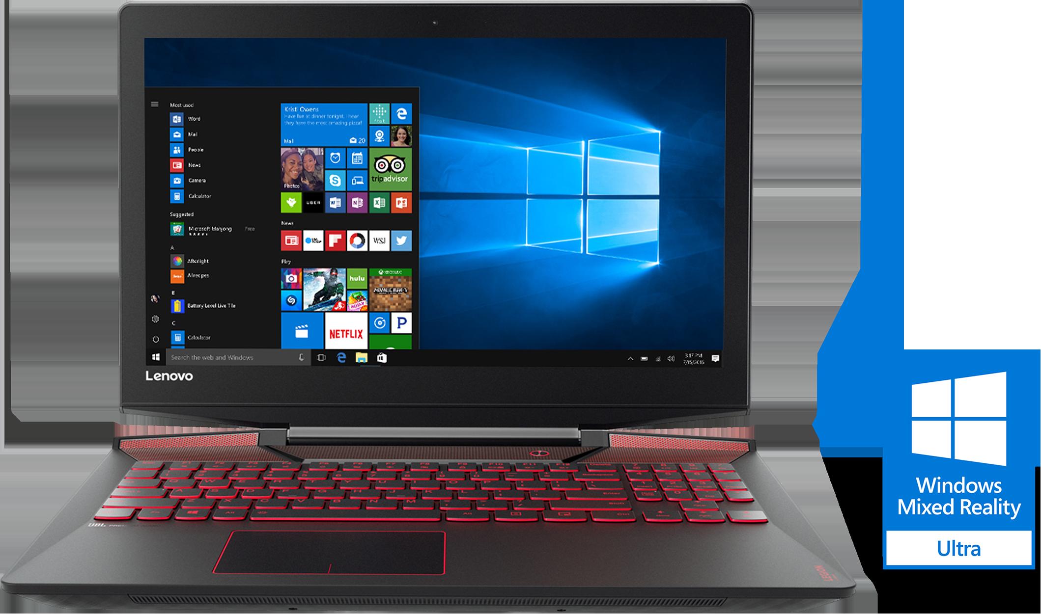 Lenovo Legion Y720 80VR0064US Gaming Laptop