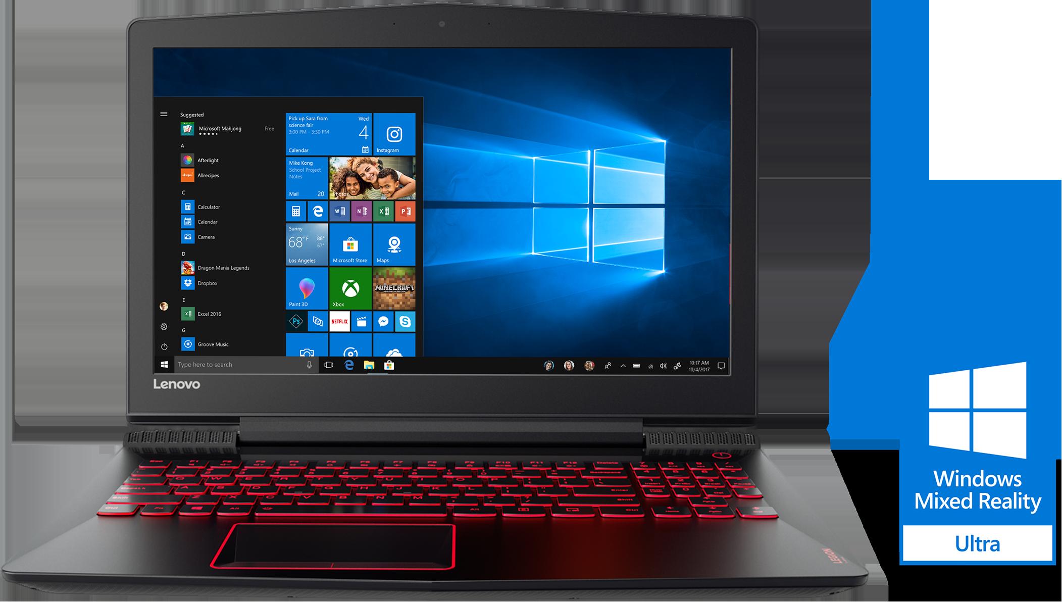 Lenovo Legion Y520 80WK00CCUS Gaming Laptop