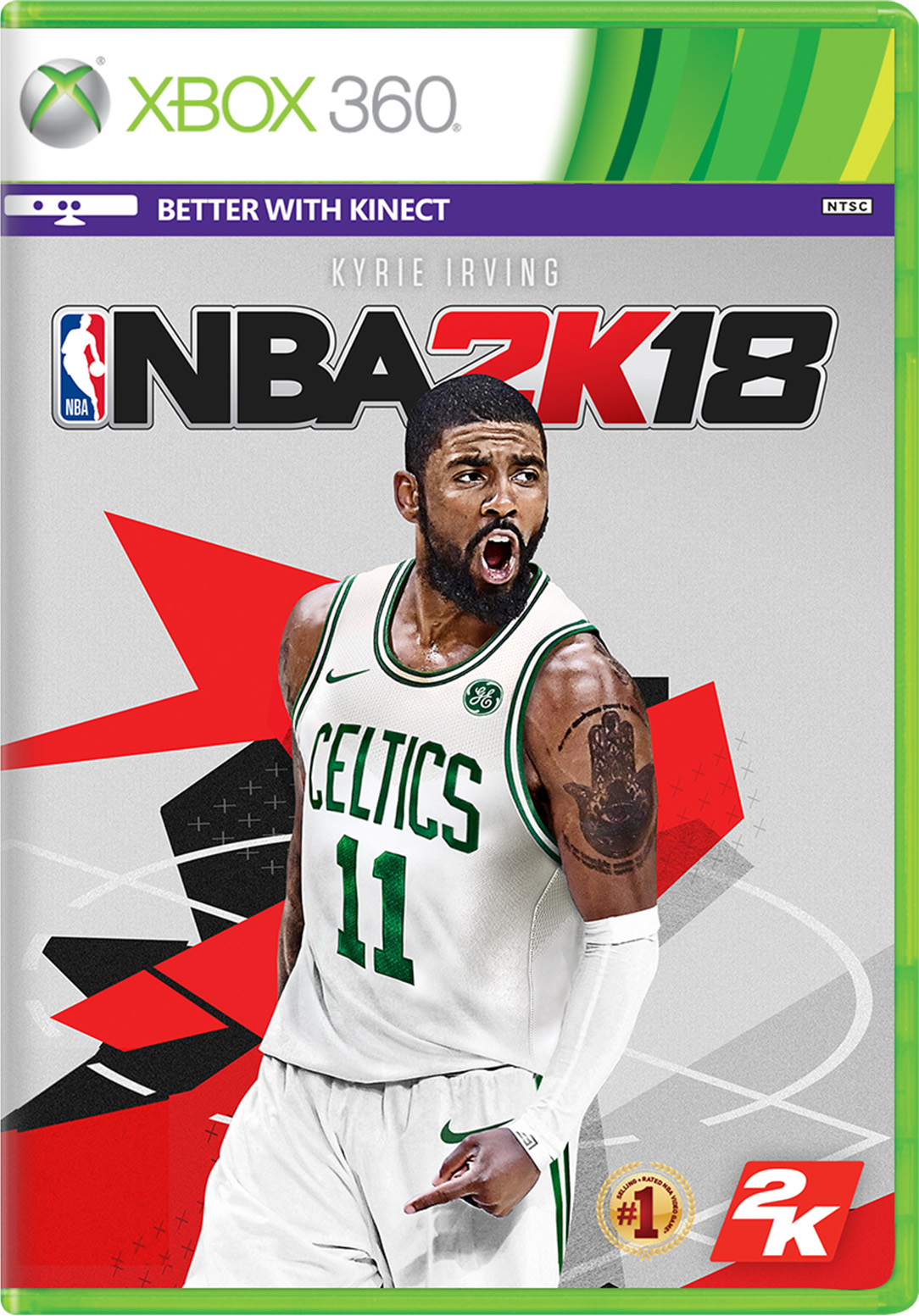 NBA 2K18 Early Tip-Off Edition for Xbox 360
