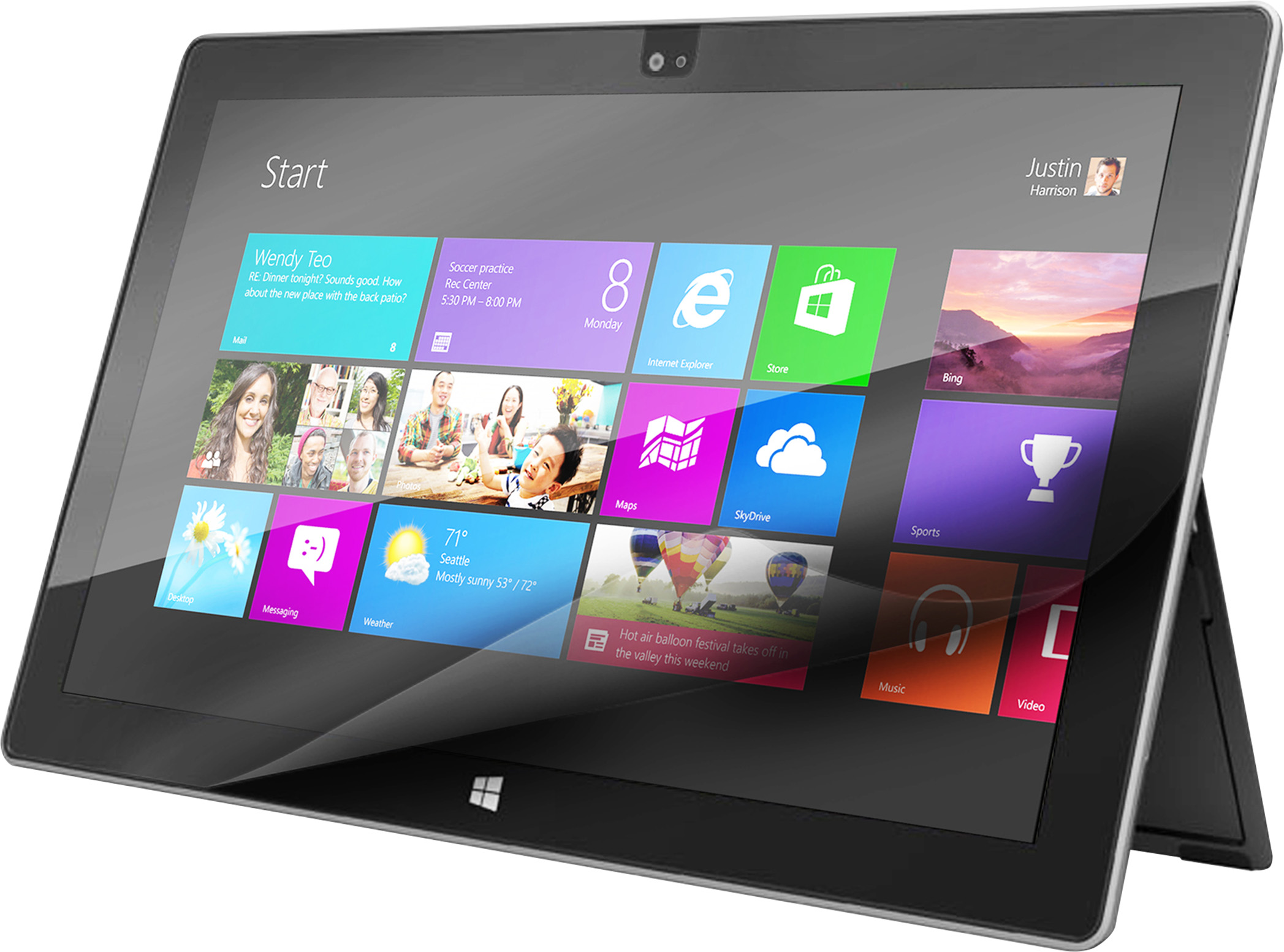 Incipio Screen Protector for Microsoft Surface